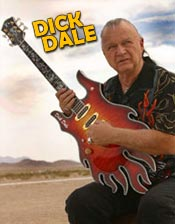 american guitar legend Dick Dale